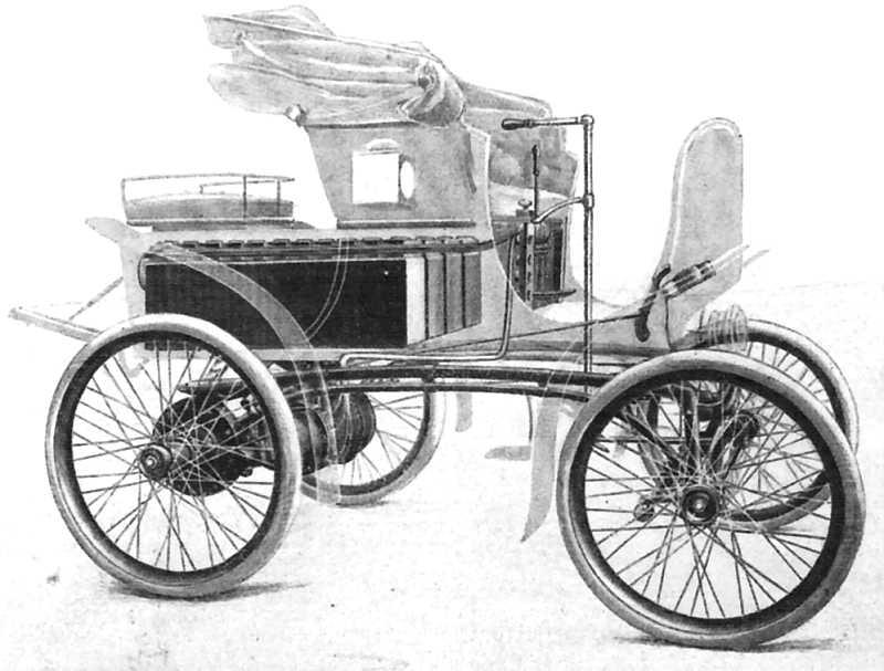 ... un ouvrage consacré à l'histoire de la voiture électrique